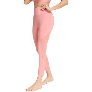 NEW - High Waist Yoga Pants with Pockets size M